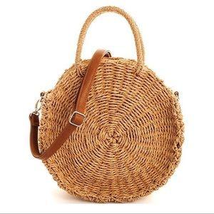 Handbags - Dorothy Woven Bag- Tan